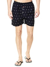 navy blue cotton boxer -  online shopping for Boxers