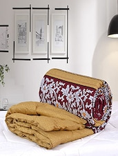 Salona Bichona 100% Cotton Printed Comforter -  online shopping for Quilts and comforters