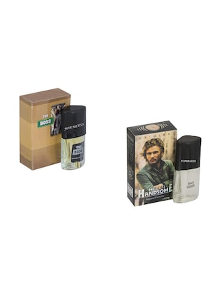 Combo The Boss 20ml-Hello Handsome 20ml -  online shopping for Men Gift Sets