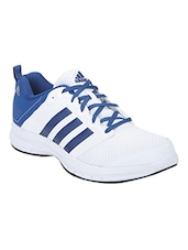 white Mesh lace up sport shoe -  online shopping for Sport Shoes