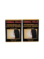Keshohills Hair Pack Powder 100 Gms (Pack Of 2) - By