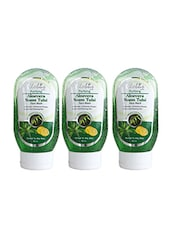 Globus Aloe Vera Neem Tulsi Face Wash Pack Of 3 - By