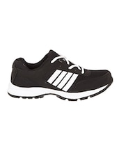 black Mesh lace up sport shoe -  online shopping for Sport Shoes