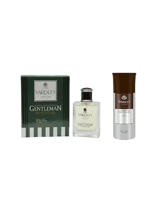 Yardley Mens Adventure 50 ml EDT and Arthur 150 ml Deodorant -  online shopping for Men Gift Sets
