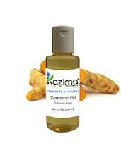 KAZIMA Turmeric Essential Oil (200ML) 100% Pure Natural & Undiluted For Skin Care & Hair Treatment - By