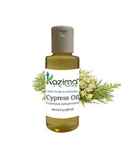 KAZIMA Cypress Essential Oil (200ML) 100% Pure Natural & Undiluted For Skin Care & Hair Treatment - By