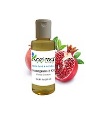 KAZIMA Pomegranate Seed Essential Oil (200ML) 100% Pure Natural & Undiluted For Skin Care & Hair Treatment - By