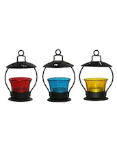 Decorative Tea Light Candle Holder Set of 3 -  online shopping for Lanterns
