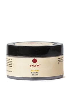 Face Cream - Sandal & Olive Day Cream - Tvam