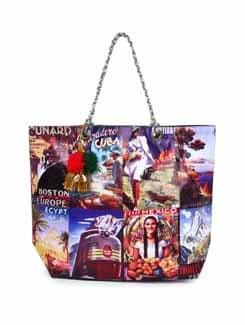 Travel Love Handbag - The House Of Tara