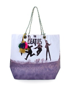 The Beatles Tote Bag - The House Of Tara