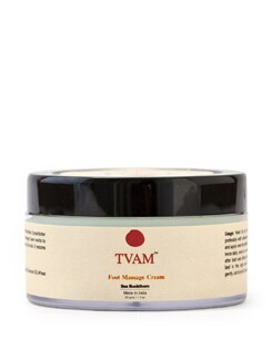 Foot Massage Cream - Seabuckthorn - Tvam