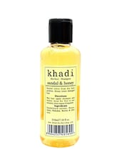 Khadi Sandal & Honey Shampoo - By