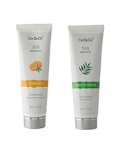 DeBelle Skin Moisturizer Combo Kit Of 2 ( Orange Blaze And Green Tea Infusion ) - By