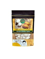 Natural Slik Cocoon, Natures Anti Ageing ,Anti Wrinkl;e Exfoliatore - By