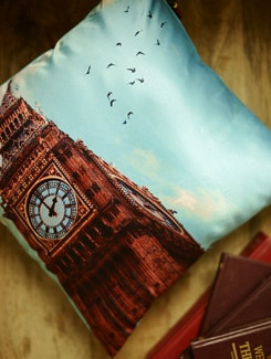 Big Ben Cushion Cover - Yolo By Spread