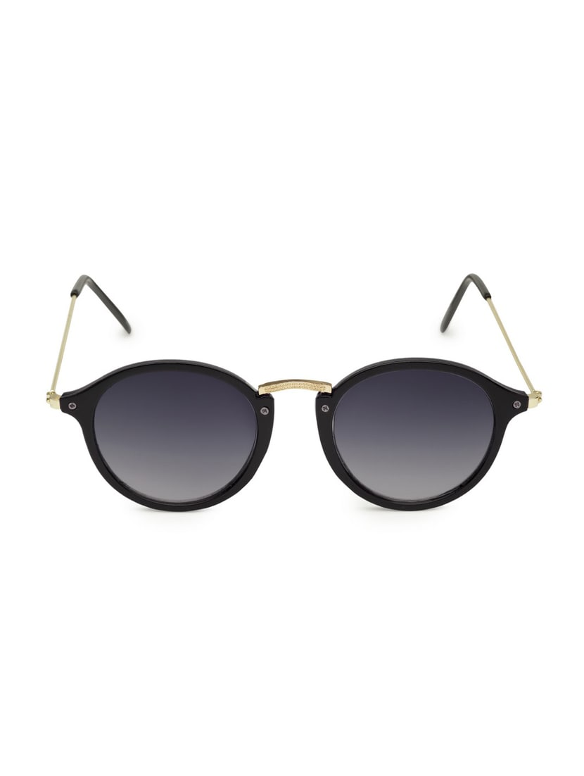 Get Glamr Women Round Sunglasses - By