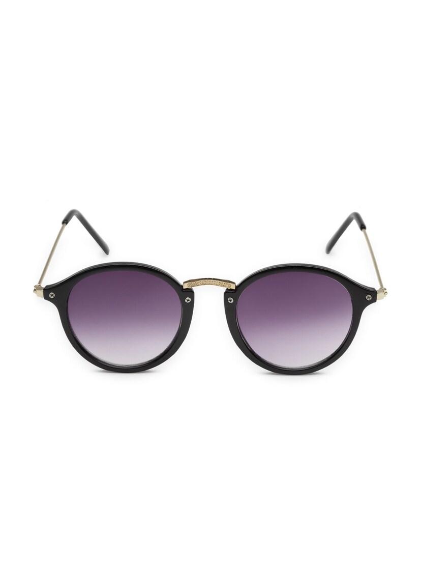 Get Glamr Women Round Sunglasses - By