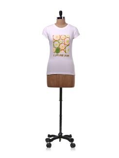 I Love Limelight T-shirt - OFFBEAT