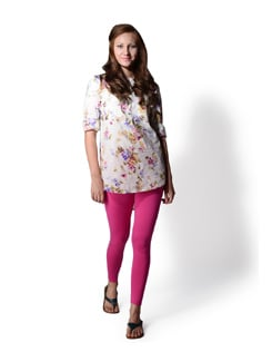 Fuschia Leggings - LY2