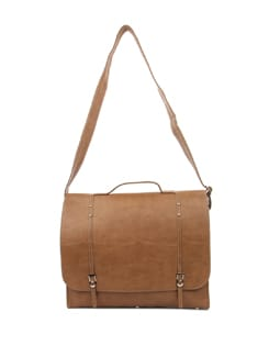 Brown Laptop Bag - Tamarind