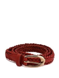 Red Braided Belt - Addons