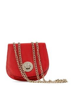 Shining Red Sling Bag - Toniq