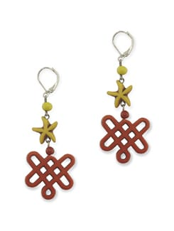 The Starfish Earring - Eesha Zaveri; Jewellery By Design