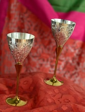 Regal Goblet Set- 2pcs - Cultural Concepts