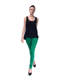 Green Leggings - FUTURO