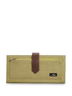 Lime Green Wallet - YELLOE