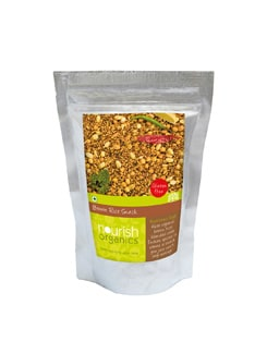 Brown Rice Snacks - Nourish Organics 1751
