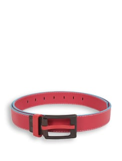 Red And Sky Blue Belt - Lino Perros