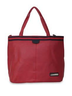 Everyday Red Handbag - Lino Perros