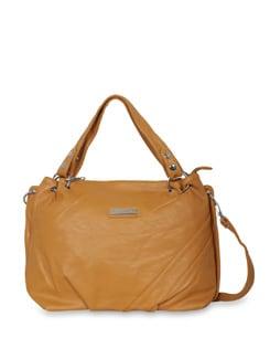 Yellow Slouchy Handbag - Lino Perros