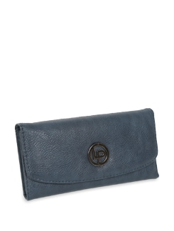 Blue Sleek Wallet - Lino Perros
