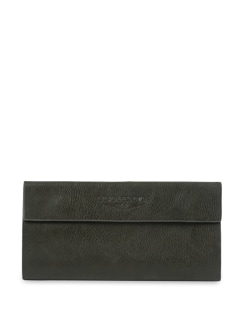 Olive Green Three Fold Wallet - Lino Perros