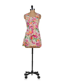 Summer Flower Tunic - NOI