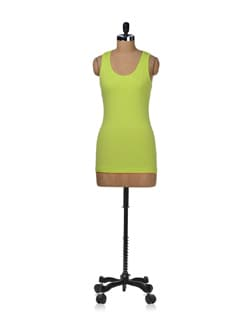 Bright Racer-back Tank - STYLE QUOTIENT BY NOI