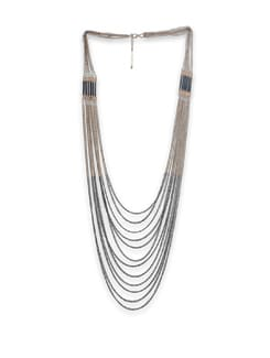 Multiple Chain Tribal Necklace - THE PARI