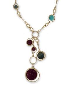 Circle Daze Necklace - THE PARI