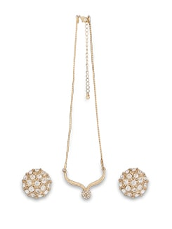 Gold Sphere Set - THE PARI