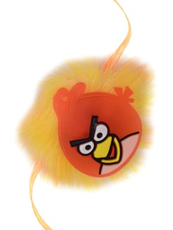 Red Angry Birds Rakhi - Cultural Concepts