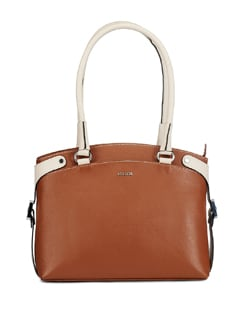 Stylish Tan Brown Handbag - ADAMIS