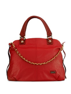 Hot Red Tote Bag - ADAMIS