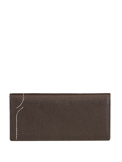 Sleek Dark Brown Wallet - ADAMIS