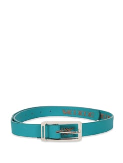 Cross Stitch Turquoise Blue Belt - M TV