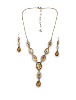 Crystal Drop Set - THE PARI