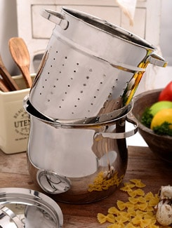Pasta Pot And Colander - I-PAC - ITALY