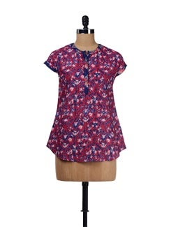 Casual Cotton Top - W